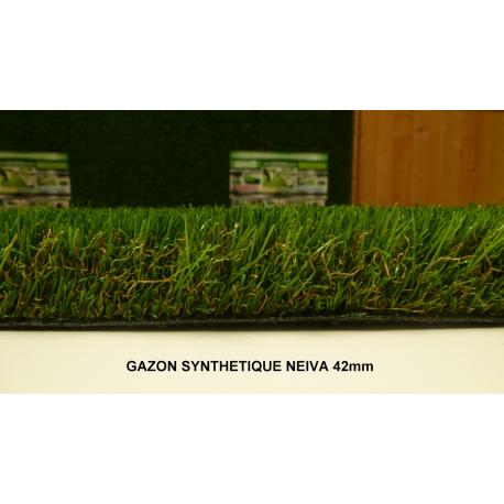 gazon synth tique neiva 42 mm. Black Bedroom Furniture Sets. Home Design Ideas