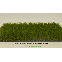 gazon synthetique alcora 37mm