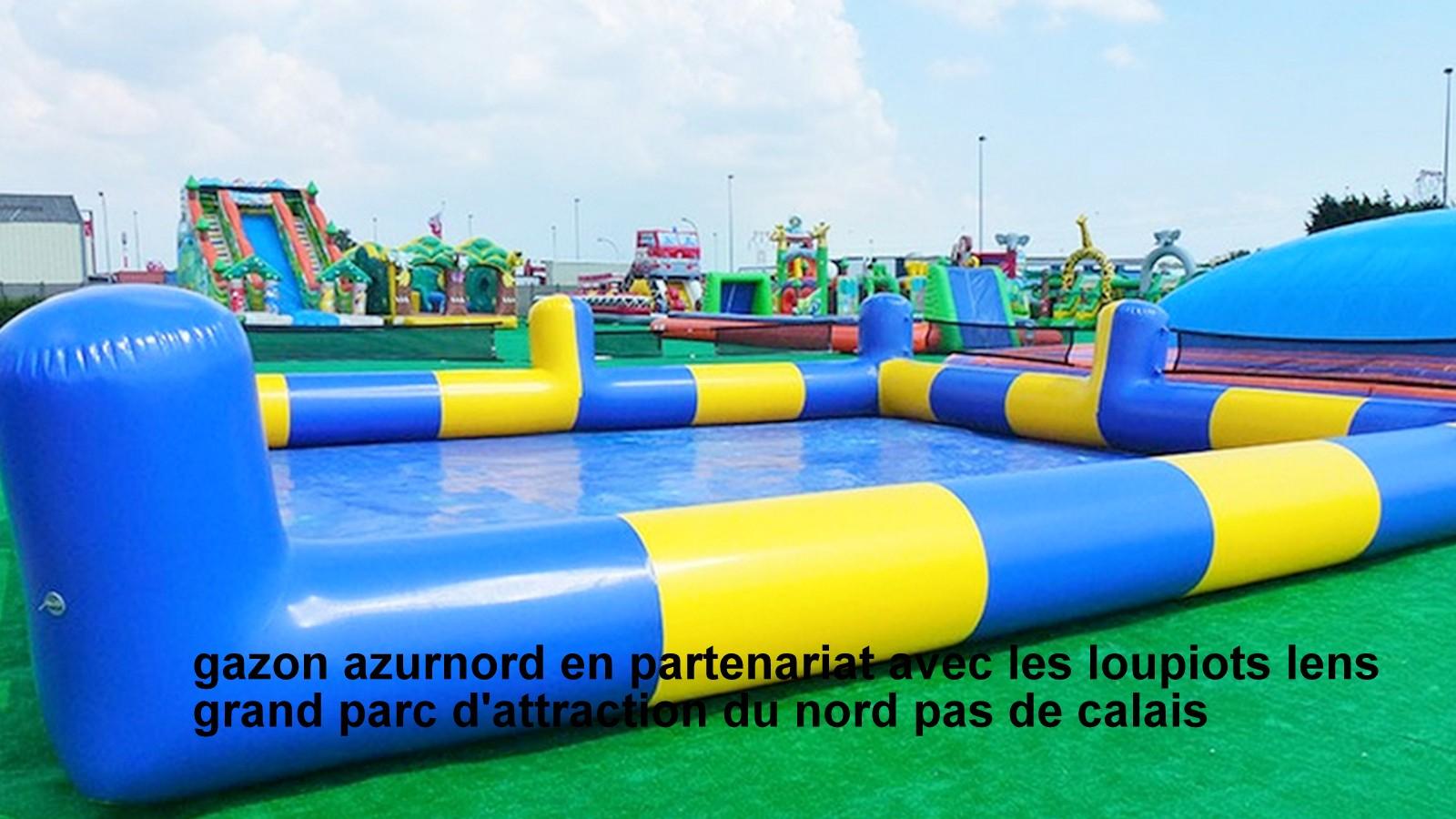 partenaire gazon azurnord - les loupiaux lens